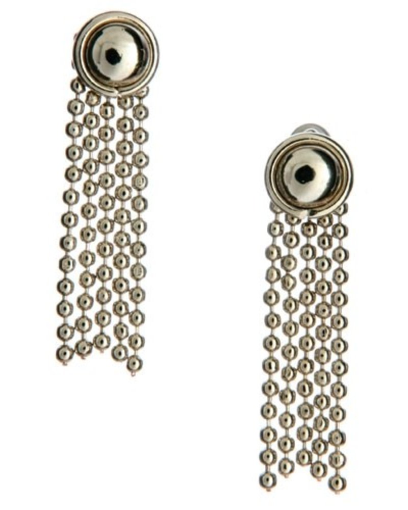 Liquid Metal Liquid Metal Earrings