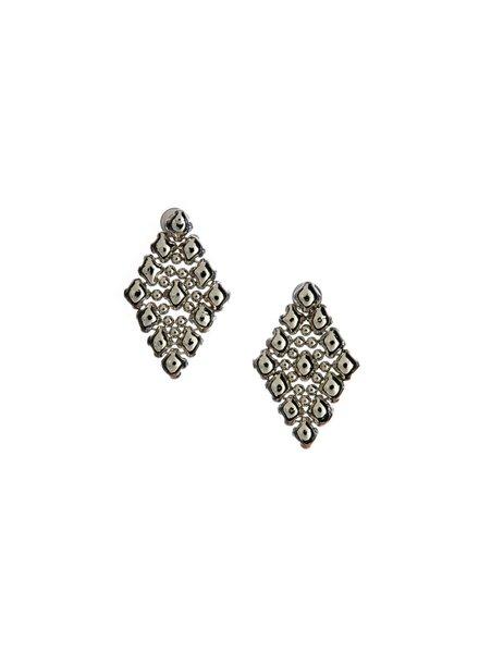 Liquid Metal Liquid Metal Earrings