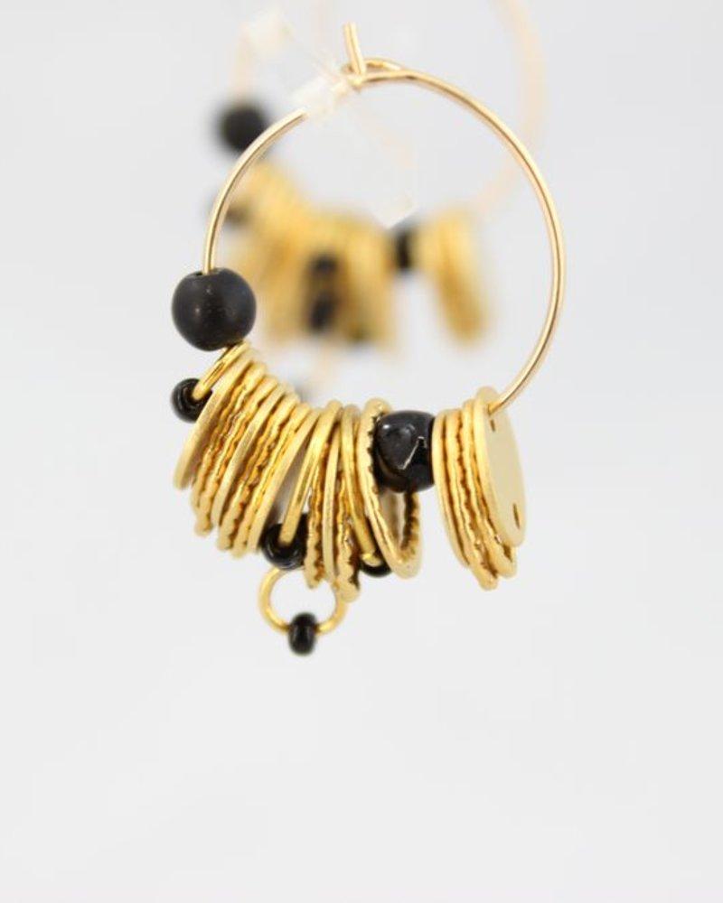 Soffi Earrings in torquiose