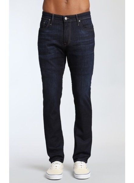 Mavi Jeans Jake slim leg in rinse brushed williamsburg