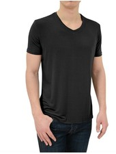 Stone Rose Modal V-Neck T-Shirt