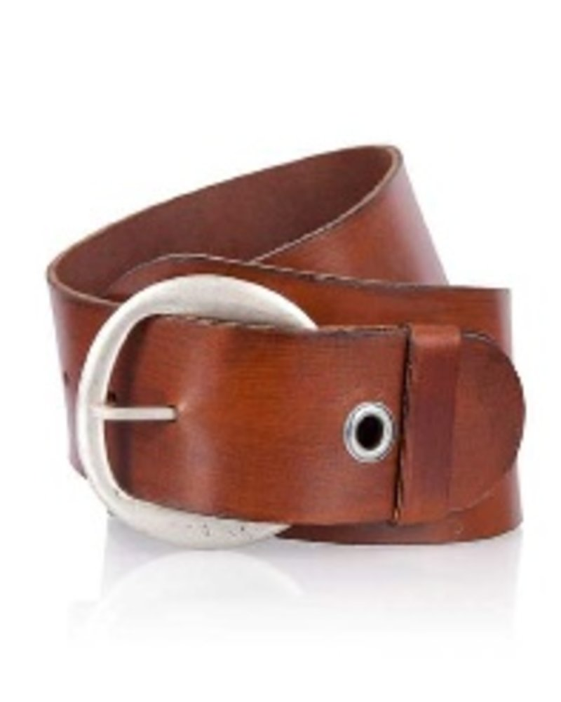 Cowboysbelt Big leather belt