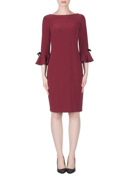 Joseph Ribkoff Bell sleeves fall dress