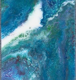 Sandra Stroot Water in Motion (Fluid Acrylic, 16x20)