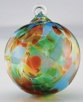 "Rare Earth Gallery ORNAMENT, ROUND (3""D)"
