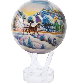 """Rare Earth Gallery Home for the Holiday (MOVA GLOBE 4.5"""")"""