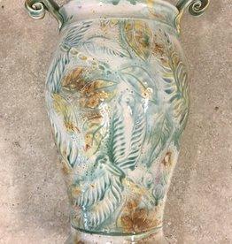 Gail Snively Vase (Lg, Dragonfly, #440)