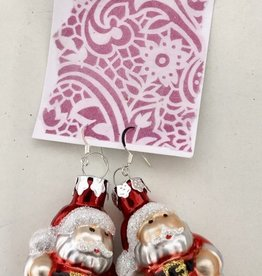 Jeri McKay Earrings, Christmas