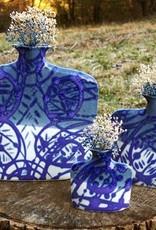 Rare Earth Gallery Porcelain Slab Flower Vase (Lg)