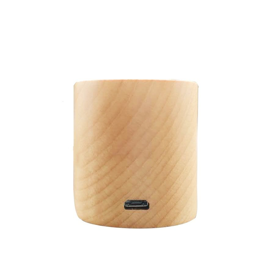 Rare Earth Gallery BASE (Rechargeable, Dimmable, Wood)