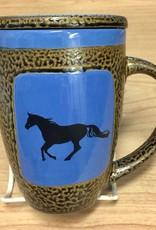 Rare Earth Gallery HORSE (Single, Mug w/Lid)