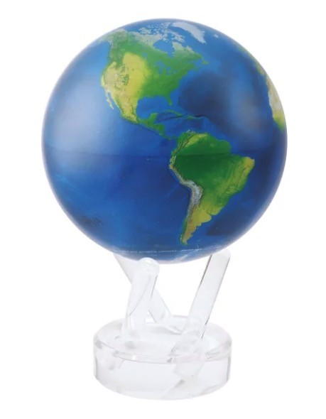 "Rare Earth Gallery EARTH (MOVA GLOBE 4.5"")"