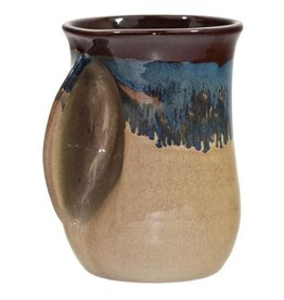 Rare Earth Gallery HANDWARMER MUG (LEFT, 14 oz)