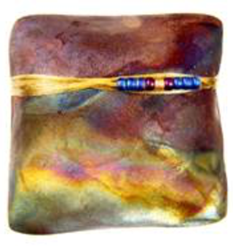 Rare Earth Gallery SMOOTH (Square, innerSpirit Rattle)