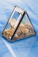 "Rare Earth Gallery Beach Kaleidoscopes (4""x2""Triangle)"