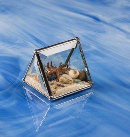 "Rare Earth Gallery Beach Kaleidoscopes (3""x3""Tent)"