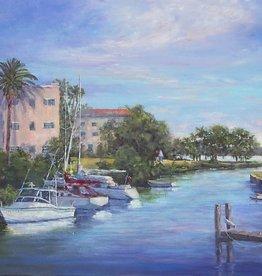 Ruthann Hewson Frazier Creek (Print, Matted, 11x14)