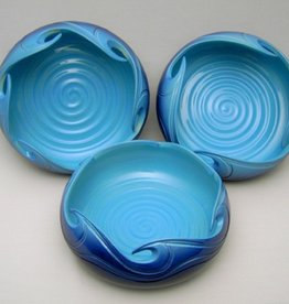 Rare Earth Gallery WAVE BOWL (Lg)