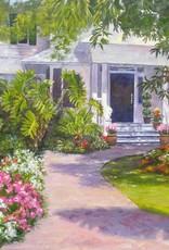 Ruthann Hewson Elegant Entrance (Print, Matted, 11x14)