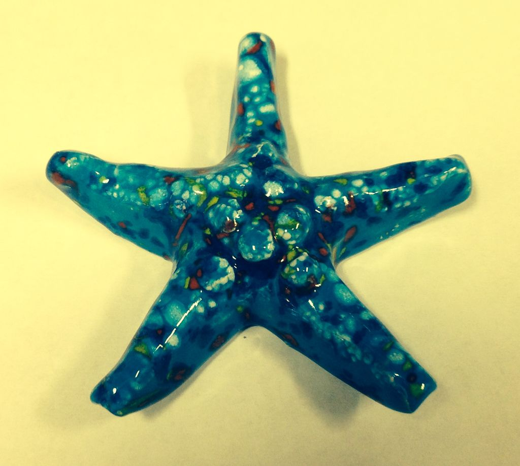 Rare Earth Gallery STARFISH (Mini)
