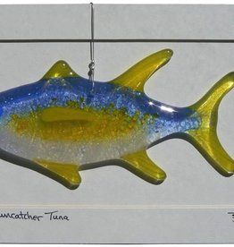 "Rare Earth Gallery TUNA (6""x3"" Suncatcher)"