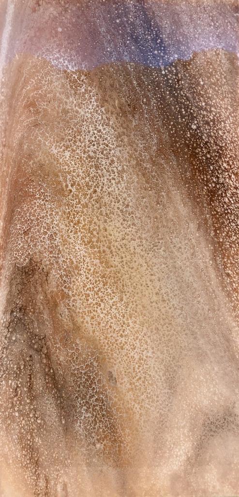 Sandra Stroot Sands of Time (Fluid Acrylic, 12x24)