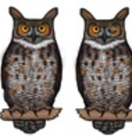 Rare Earth Gallery OWL (GREAT HORNED, EARRINGS)