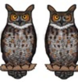 Rare Earth Gallery OWL (GREAT HORNED, EARRINGS)