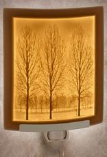 Rare Earth Gallery SOLITUDE (Lithophane Nightlight)