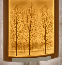 Rare Earth Gallery SOLITUDE (Lithophane Nightlight)