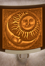Rare Earth Gallery SUN AND MOON (Lithophane Nightlight)