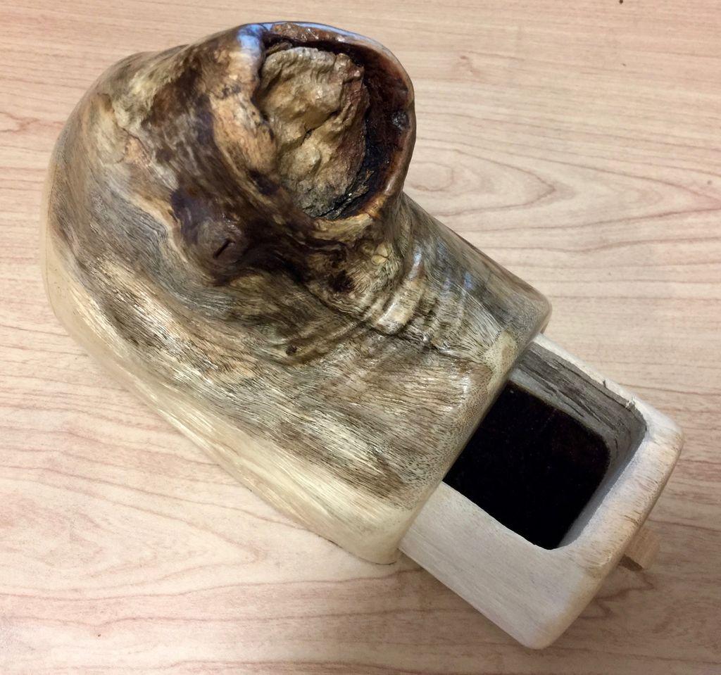 Don Snyder Jewelry Box (Wood, 01 DWR Lg, #521)