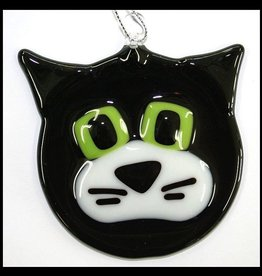 Rare Earth Gallery CAT ORNAMENT