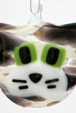 Rare Earth Gallery CAT ORNAMENT