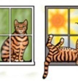 Rare Earth Gallery CAT (INDOOR, EARRINGS)