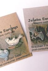 Rare Earth Gallery BOBCAT (EARRINGS)