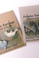 Rare Earth Gallery JAY, SCRUB (EARRINGS)