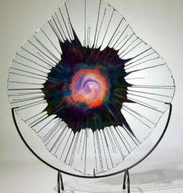 "Rare Earth Gallery JAKE (18"" MINIMAL, EnergyWeb w/ Half-Moon Stand)"
