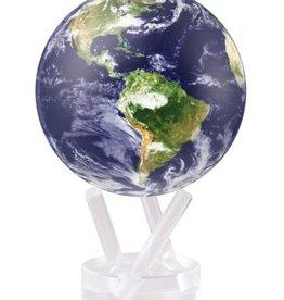 """Rare Earth Gallery EARTH W/ CLOUDS (MOVA GLOBE 4.5"""")"""