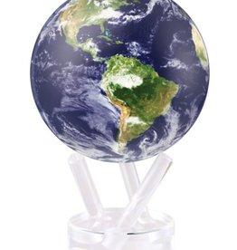 """Rare Earth Gallery EARTH W/ CLOUDS (MOVA GLOBE 6"""")"""