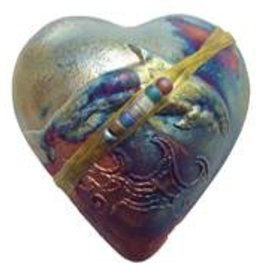 Rare Earth Gallery DOLPHIN (Heart, innerSpirit Rattle)