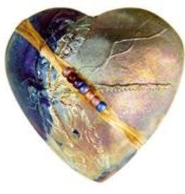 Rare Earth Gallery DRAGONFLY (Heart, innerSpirit Rattle)