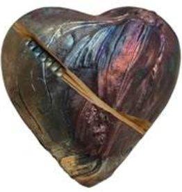 Rare Earth Gallery JAPANESE KOI (Heart, innerSpirit Rattle)