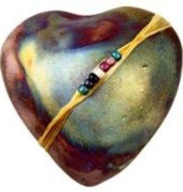 Rare Earth Gallery SMOOTH (Heart, innerSpirit Rattle)