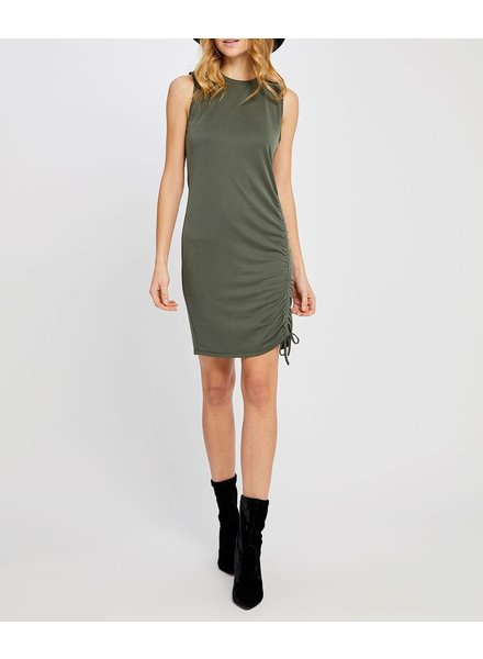 Gentle Fawn Cinch Tie Dress