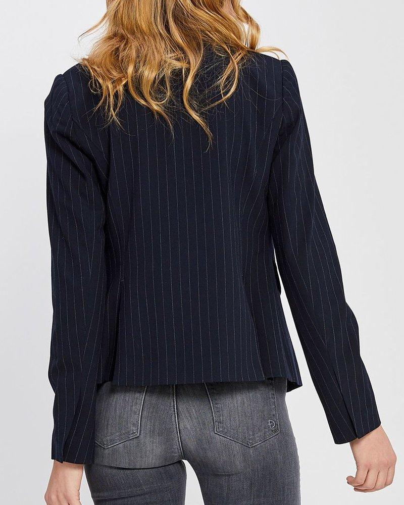 Gentle Fawn Striped Blazer