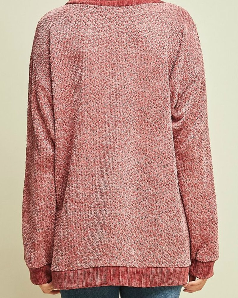 Entro Soft Insert Sweater