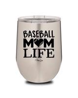 Piper Lou Baseball Mom Wine Cup