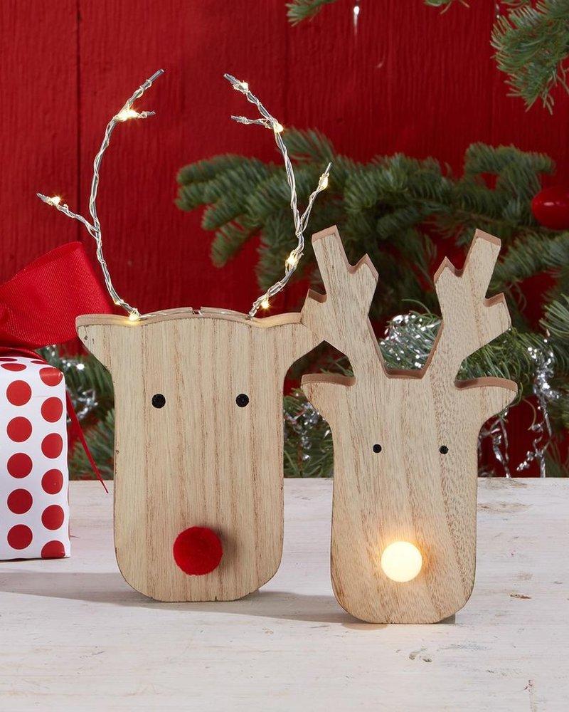 Two's Light up Deer