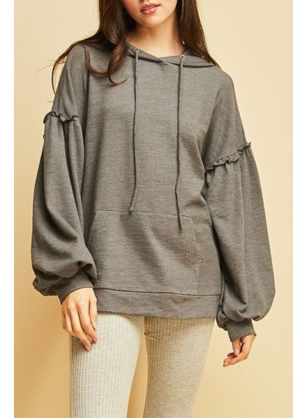 Entro Kangaroo Pocket Sweatshirt